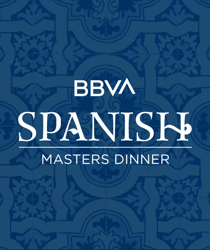 BBVA Spanish Masters Dinner |All Star Chef Classic