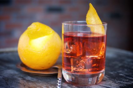 Negroni Week @ Brunos Italian Kitchen - Brea