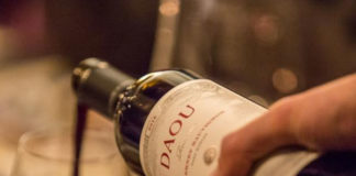 Daou Wine Dinner 17th Street Grill