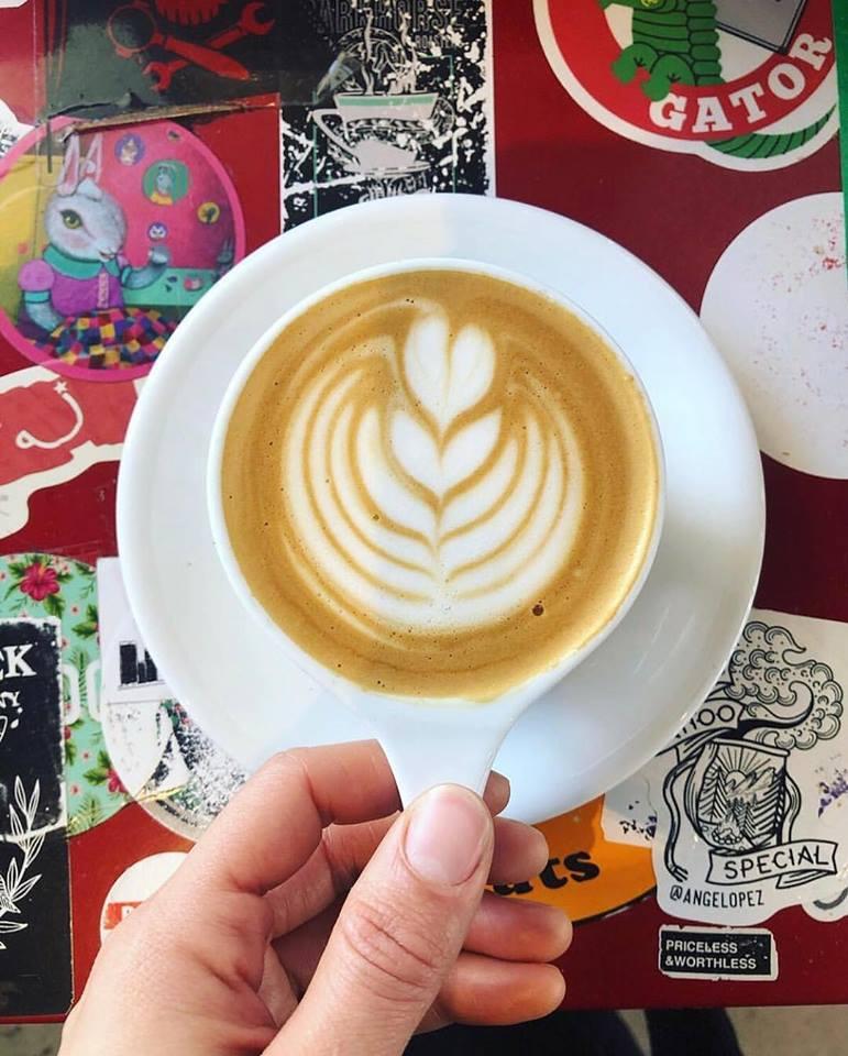 Dark Horse Coffee Latte
