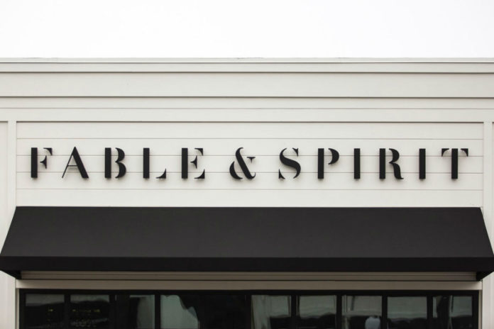 Fable & Spirit Front