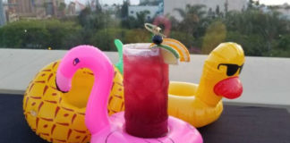 Fifth Summer Cocktail