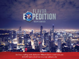 Flavor Expedition Contest
