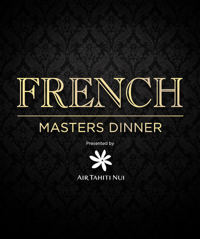 French Masters Dinner | All Star Chef Classic