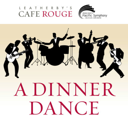 A Dinner Dance at Leatherby's @ Leatherby's Cafe Rouge - Costa Mesa