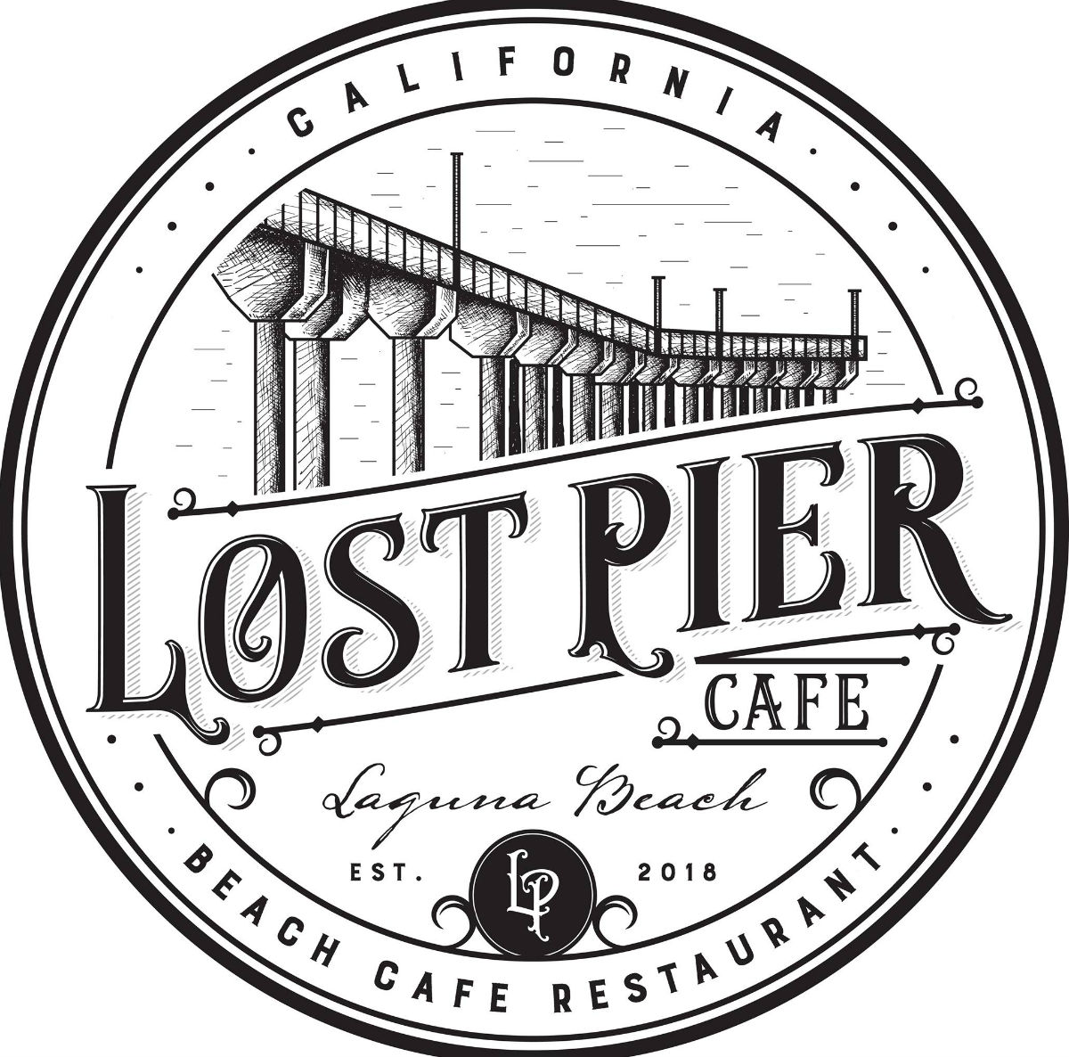 Lost Pier Cafe at The Ranch – Laguna Beach