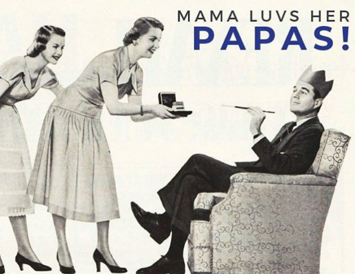 Mama's Papas Day