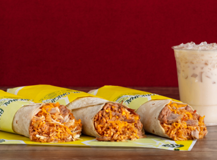 $4 Burritos on 4th of July @ Miguel's Jr. - Costa Mesa