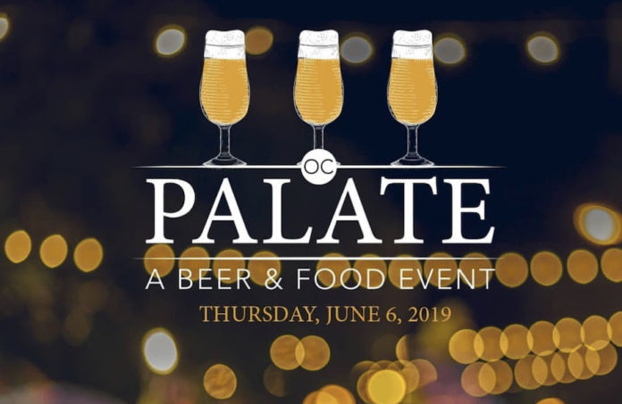 Palate: A Beer And Food Event