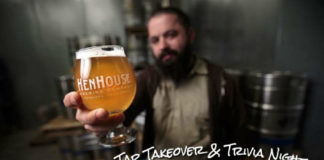 Provisions Tap Takeover And Trivia Night