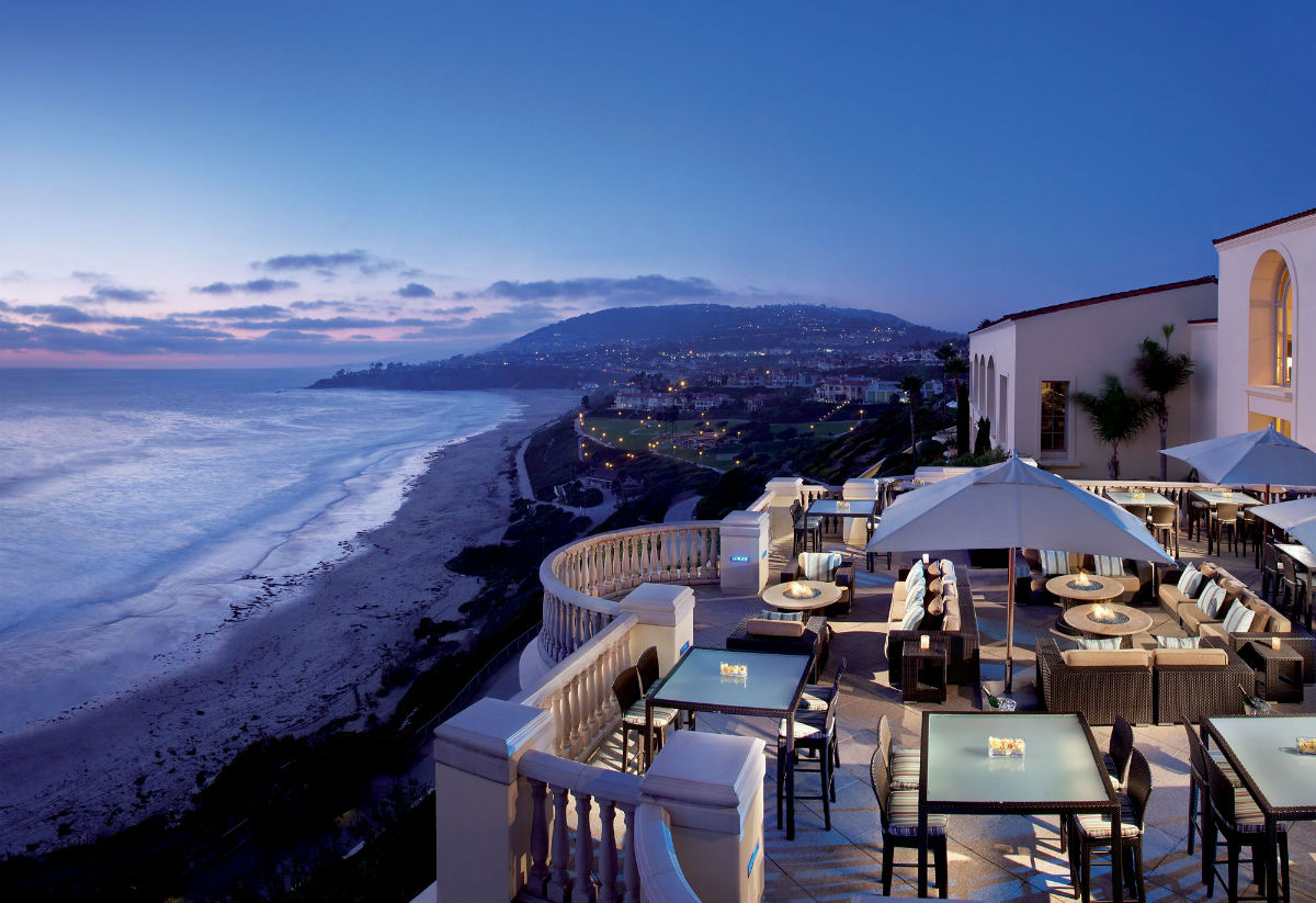 180blu at The Ritz Carlton Hotel Laguna Niguel – Dana Point