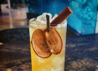 Autumn Orchard Speciality Cocktail