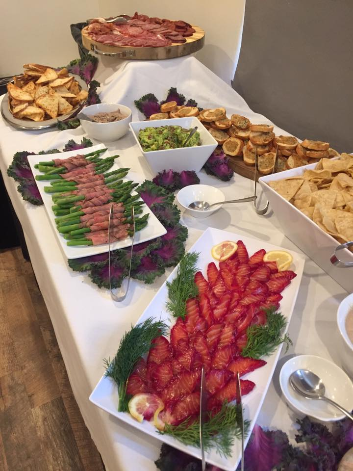 Chef Louise's Catering Brunch Buffet2