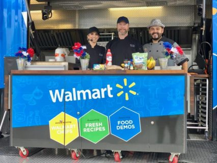 The Bos Life's Darci Bos Cooking Demonstration @ Walmart Store #5639 - Garden Grove | Garden Grove | California | United States