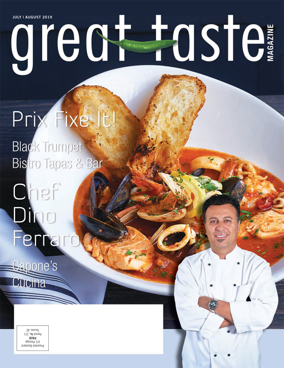 Great Taste Magazine 2019 July August Issue