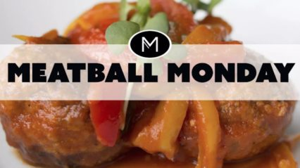 Meatball Mondays @ Michael's on Naples Ristorante - Long Beach