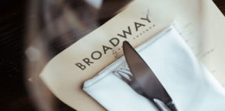 Broadway Wine Dinner