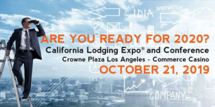 California Lodging Expo and Conference 2019 @ Crowne Plaza Los Angeles Commerce Casino - Commerce | Commerce | California | United States