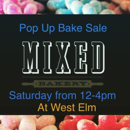 Pop Up Bake Sale! @ South Coast Plaza - Costa Mesa