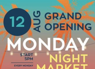 Monday Night Market Under The Stars