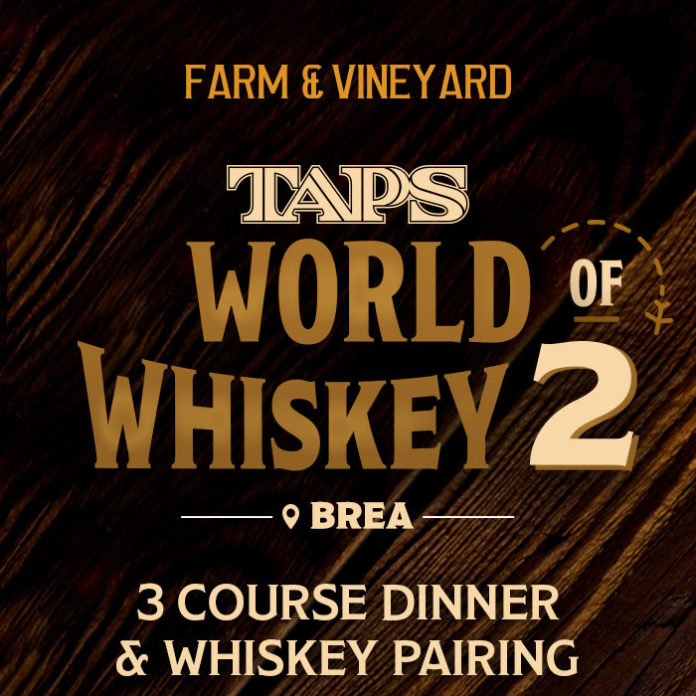Taps World Of Whiskey 2 Poster
