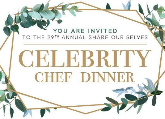 Celebrity Chef Dinner