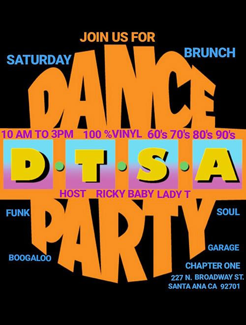 Chapter One Saturday Brunch