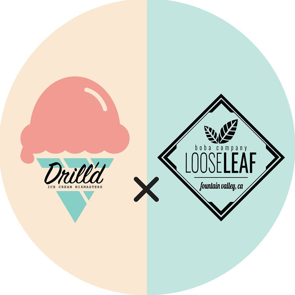 Drill'd x Loose Leaf Boba Company – Fountain Valley