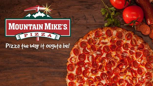 Mountain Mike's National Pepperoni Pizza