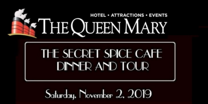 Queen Mary The Secret Spice Cafe