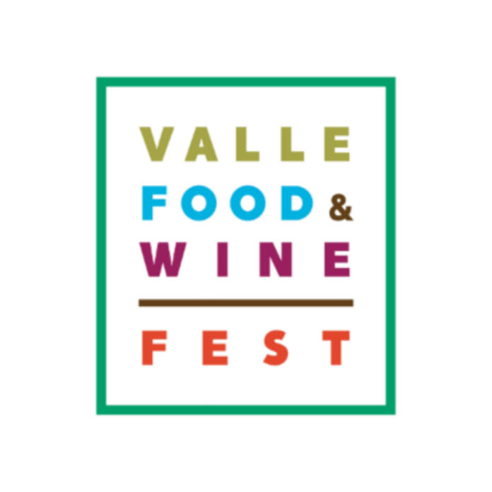 Valle Food And Wine Festival Logo