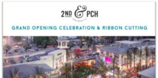 2nd And PCH Grand Opening