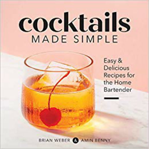 Cocktails Made Simple Cover