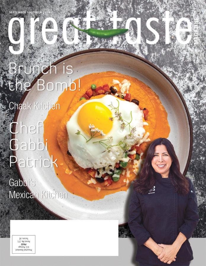 Great Taste Magazine 2019 September October Issue