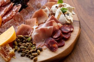 Old Brea Chop House Charcuterie