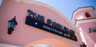 Parkway American Grill Logo