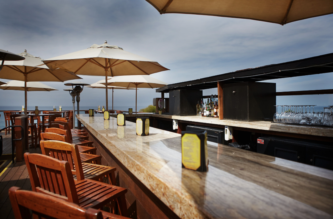 Rooftop Lounge Exterior