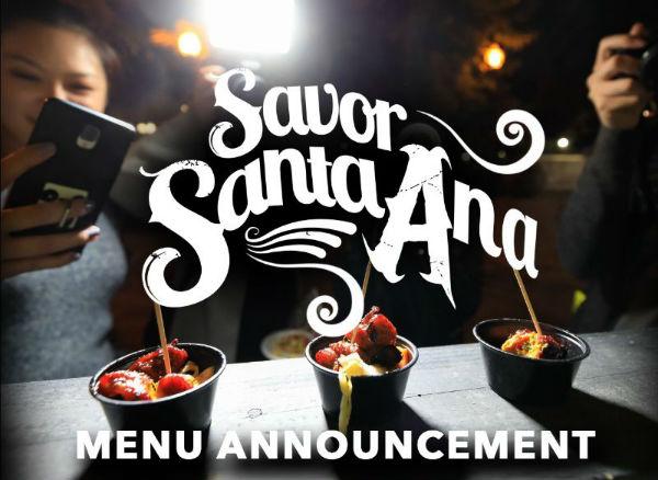 Savor Santa Ana
