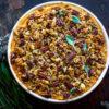 Savory Chipotle Sweet Potato Casserole With A Sourdough Sage Pecan Bread Crumb Topping