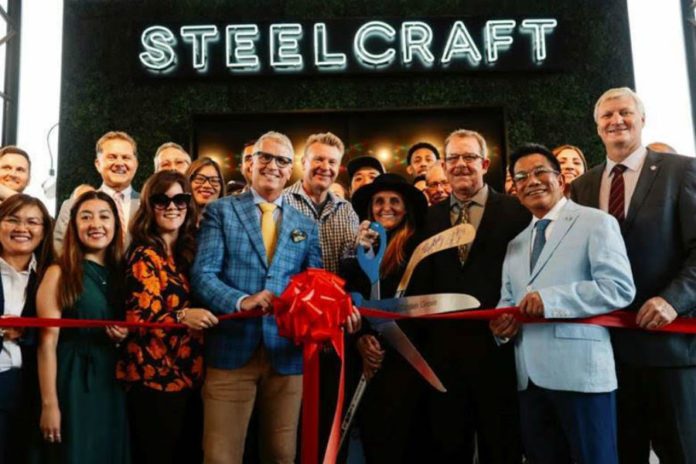Steel Craft Garden Grove Grand Opening
