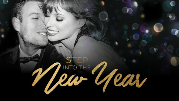 Step Into The New Year