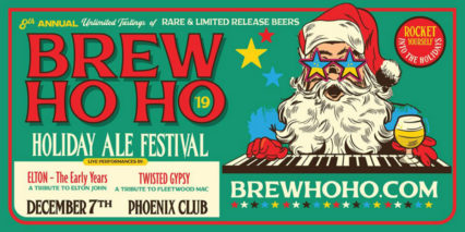 8th Annual Brew Ho Ho Holiday Festival @ Phoenix Club Anaheim