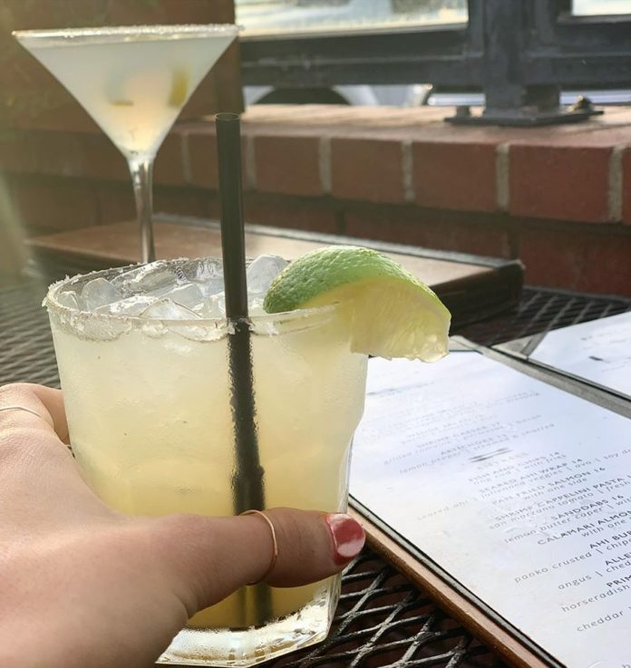 Alley Restaurant Tequila Tuesday
