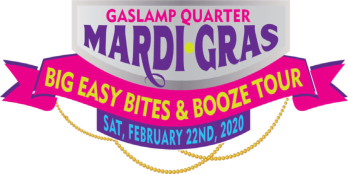 Big Easy Bites And Booze Tour 2020