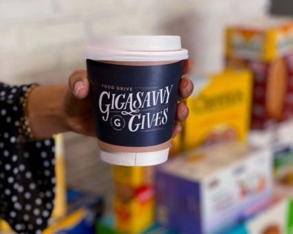 Cans for Coffee @ Gigasavvy - Irvine | Irvine | California | United States