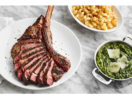 Tuesdays Are For Tomahawks @ Flemings Prime Steakhouse - Newport Beach