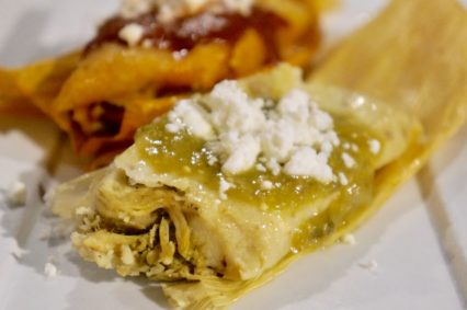 Holiday Tamales! @ Lola's Mexican Cuisine (4th St) - Long Beach