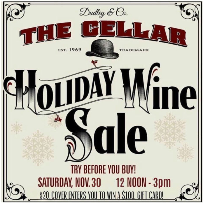 The Cellar Holiday Wine