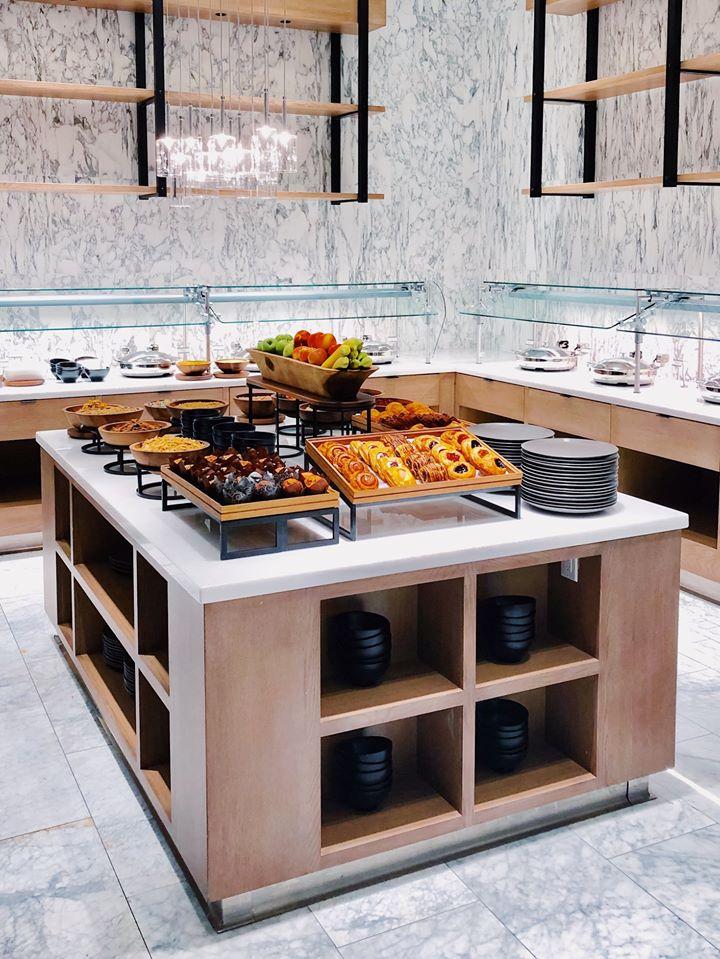 Hyatt Regency John Wayne Wave Breakfast Buffett