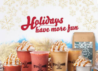 It's A Grind Holiday Drinks